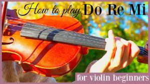 Free Online Violin Lesson 4