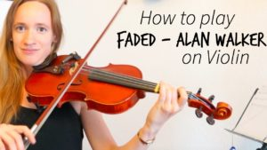 Free Online Violin Lesson Alan Walker