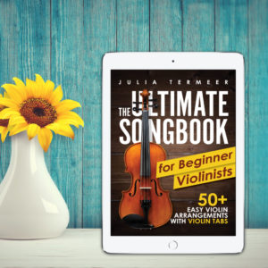 ultimate songbook violin