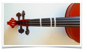 read violin sheet music tabs