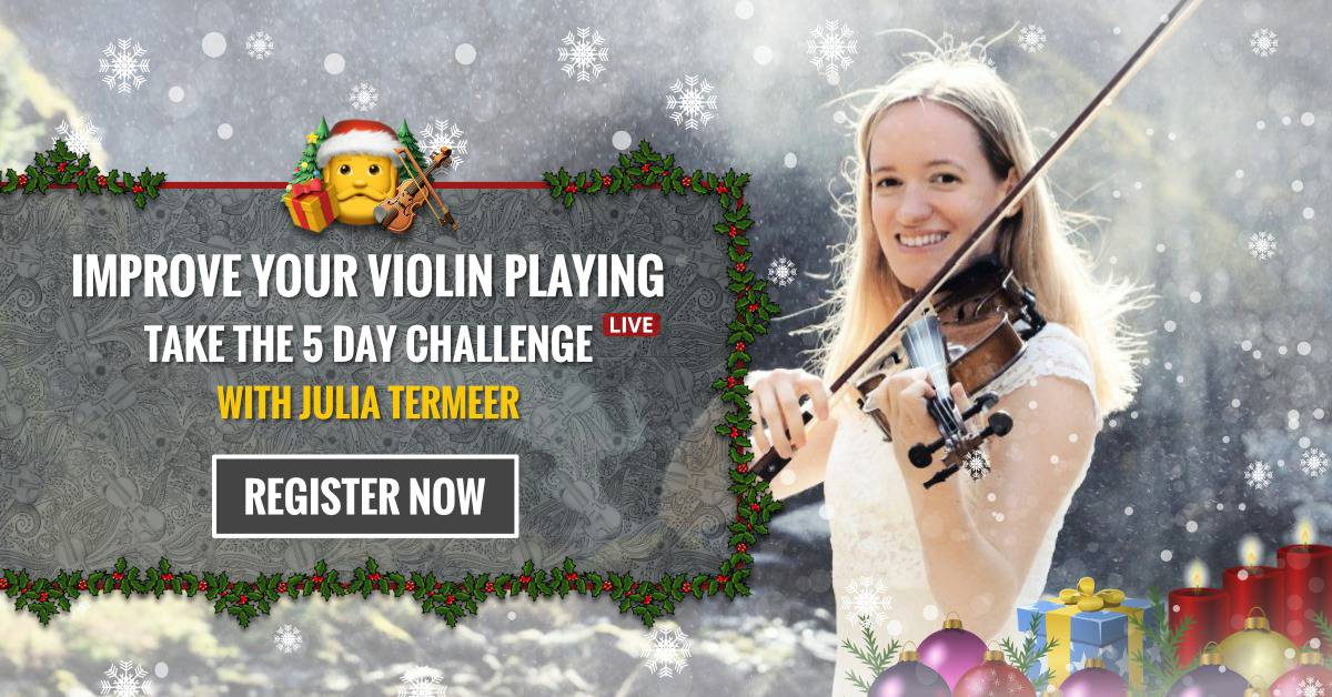 learning the violin by yourself