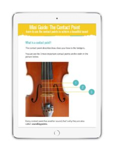 online violin lessons - contact points [pdf]
