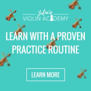 Julia's Violin Academy