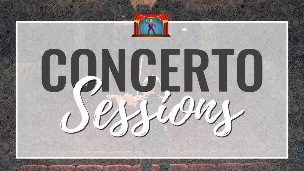 Next Concerto Session on JVA