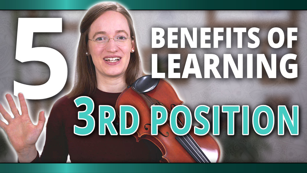 5 Benefits of Learning Third Position