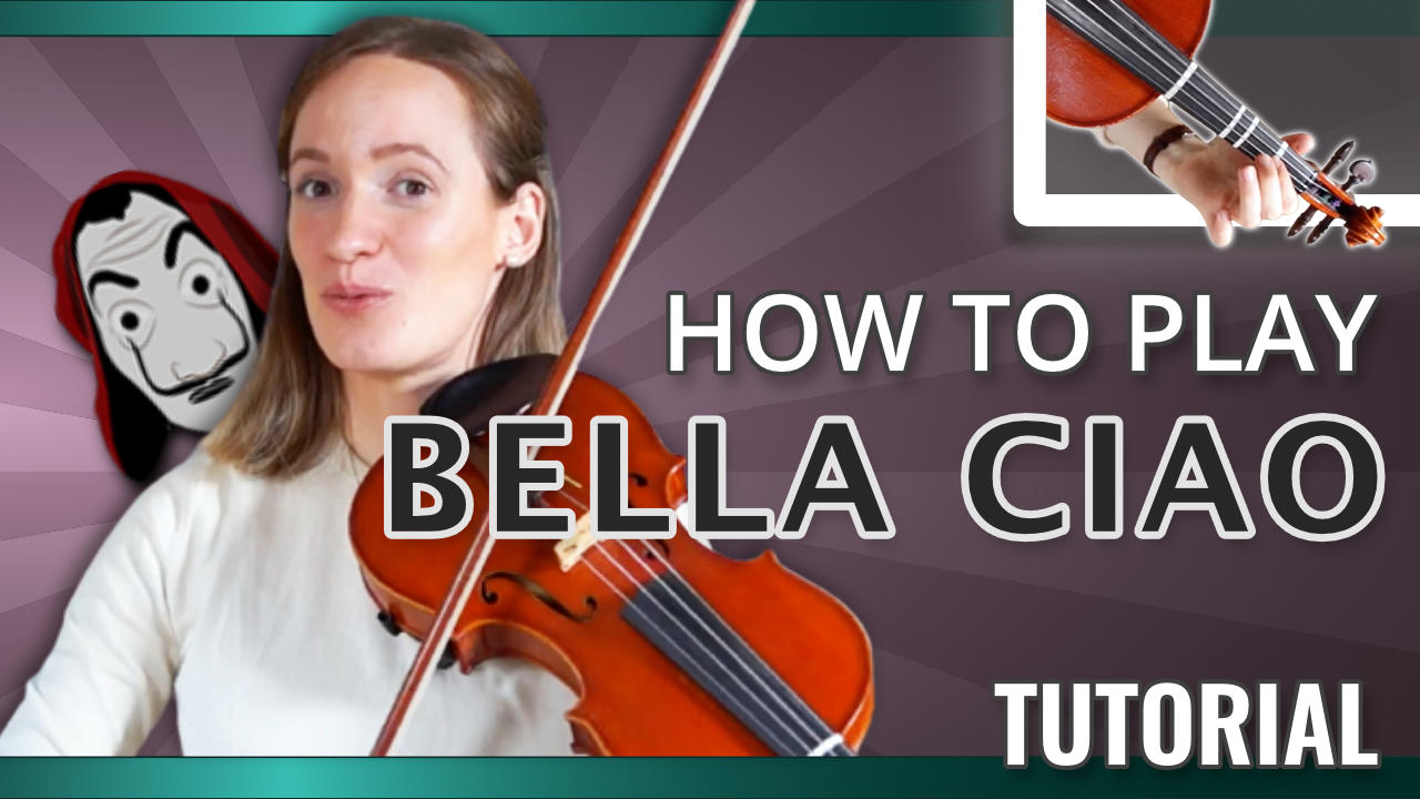 Thumbnail – How to play Despacito | Explanation | Violin Tutorial