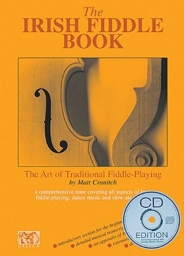 Best Violin Books - The Irish Fiddle Book The Art of Traditional Fiddle Playing