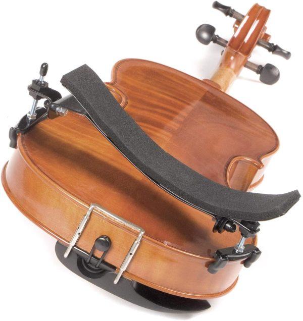 Bonmusica 4/4 Violin Shoulder Rest (2)