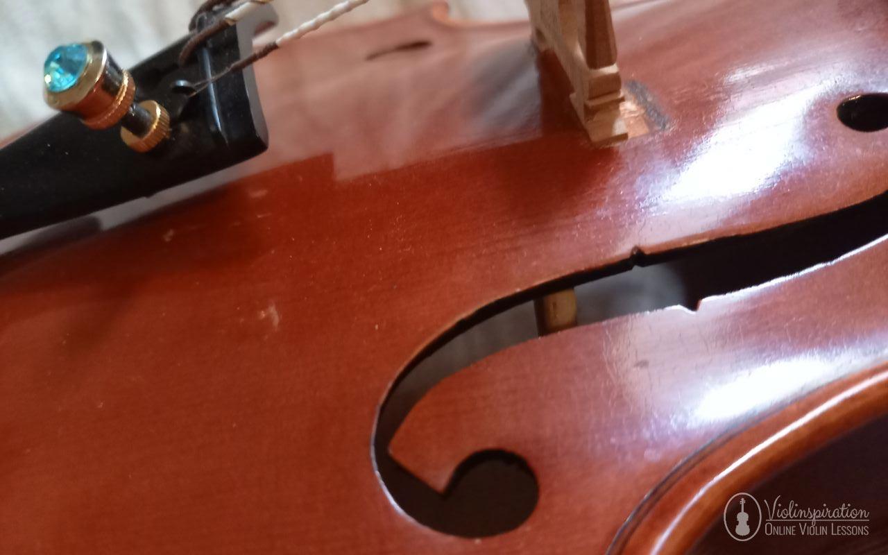 Make Cheap Violin Sound Better - Soundpost
