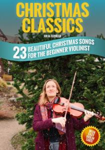 Christmas Classics - Violin Sheet Music