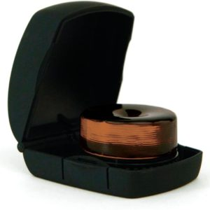D'Addario Kaplan - Premium Rosin with Case, Dark (1)