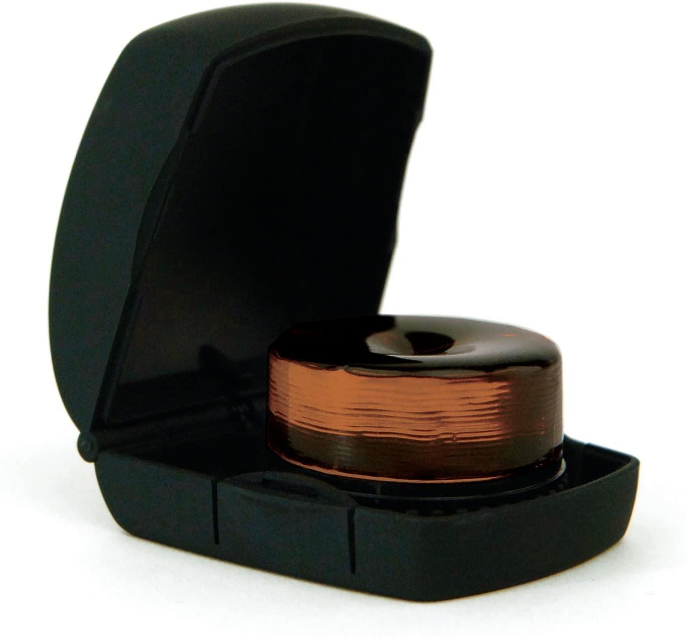 D'Addario Kaplan - Premium Rosin with Case, Dark (1)