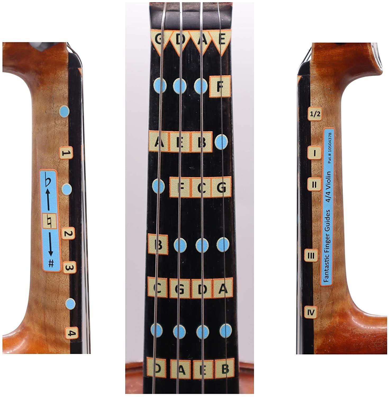 DIY Violin Fingering Tape (Cheap & Easy) - Fantastic Finger Guides
