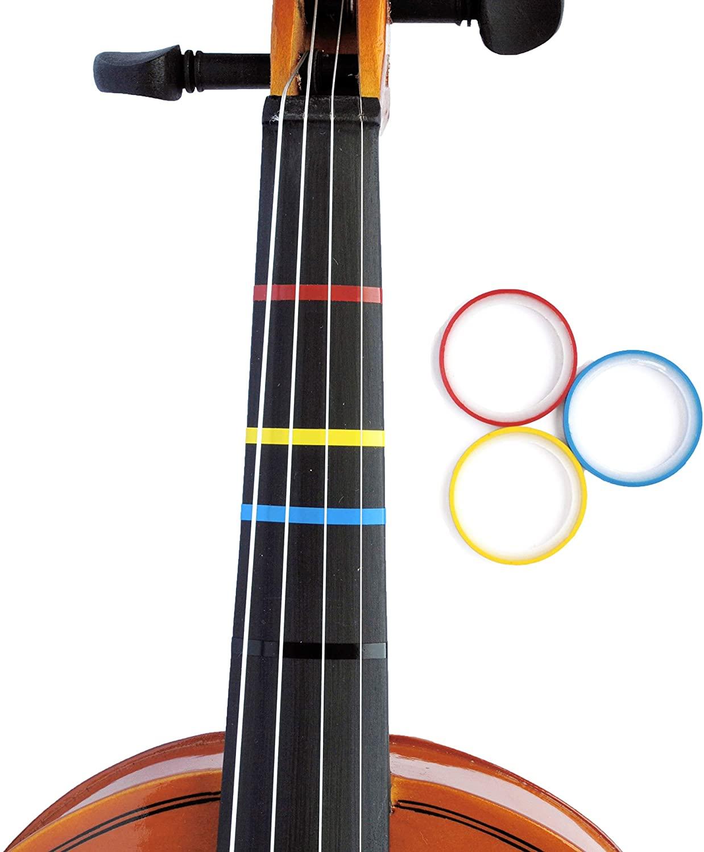 DIY Violin Fingering Tape (Cheap & Easy) - Violin Fingering Tapes from Amazon