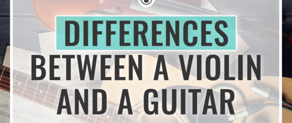 Differences Between a Violin and a Guitar