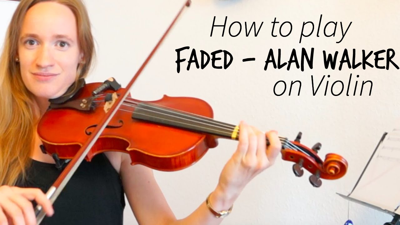 Faded – Alan Walker (how to play)