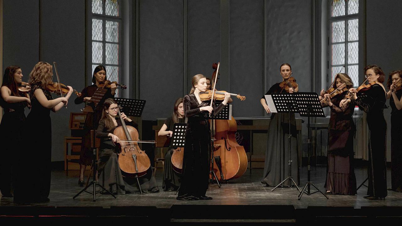 Famous Violin Pieces - Violin Solo with Orchestra