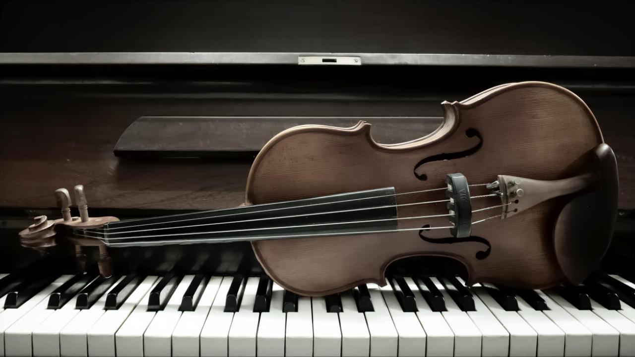 Famous Violin Pieces - Violin with Piano