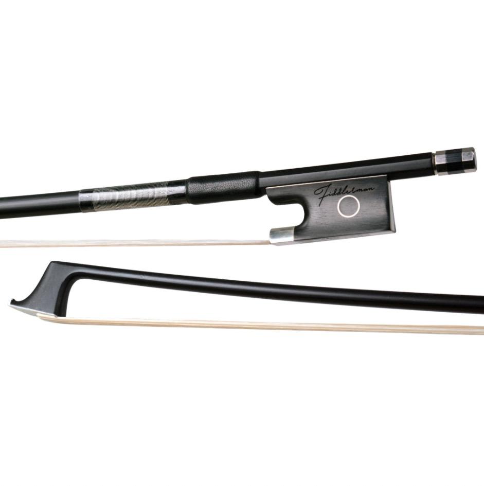 Fiddlerman carbon fiber bow modern style 4