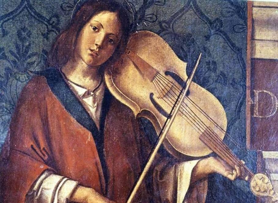History of The Violin - Lira da braccio