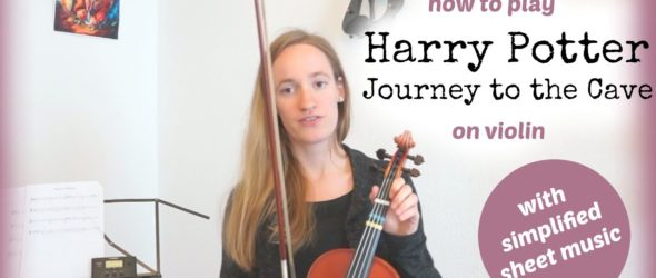 How to Play Harry Potter - Journey to the Cave