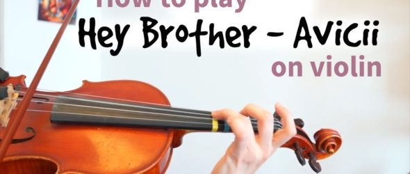How to Play Hey Brother - Avicii