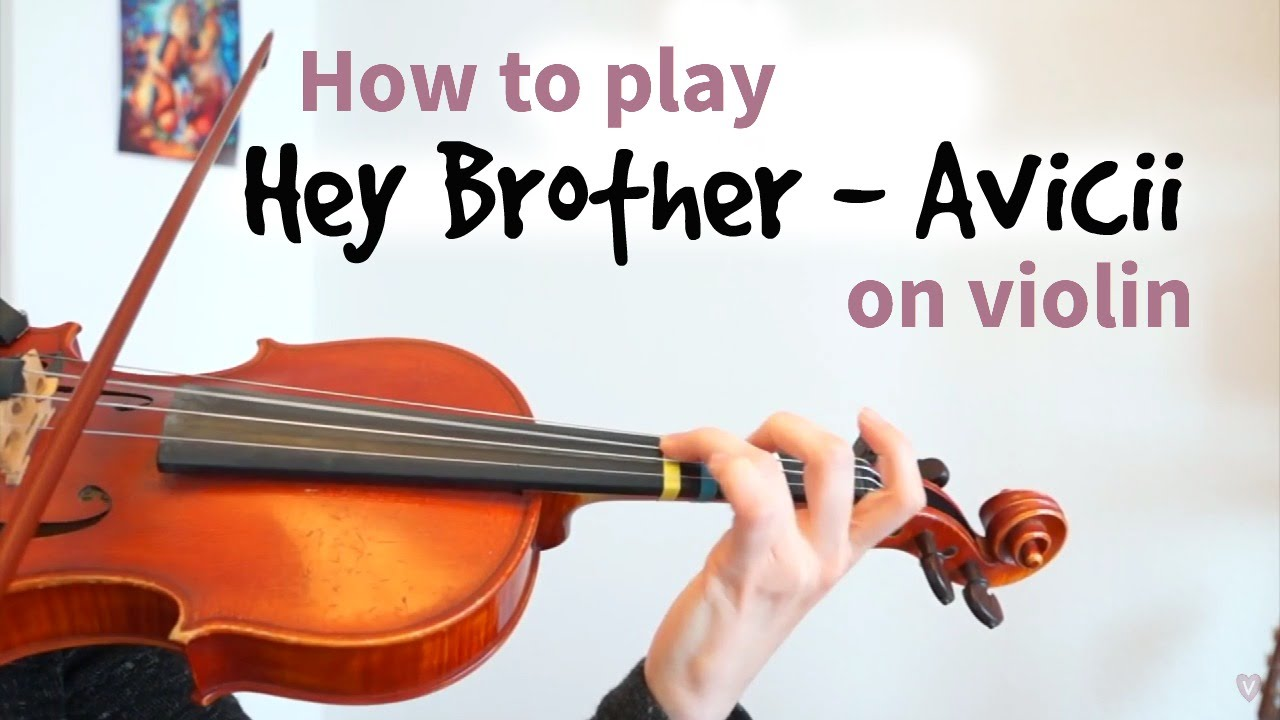 How to Play Hey Brother – Avicii