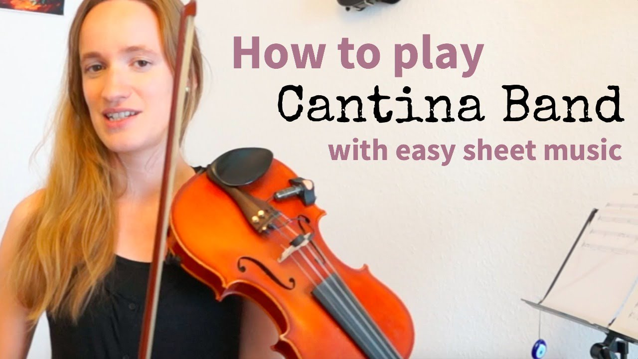 How to play Cantina Band (Star Wars)