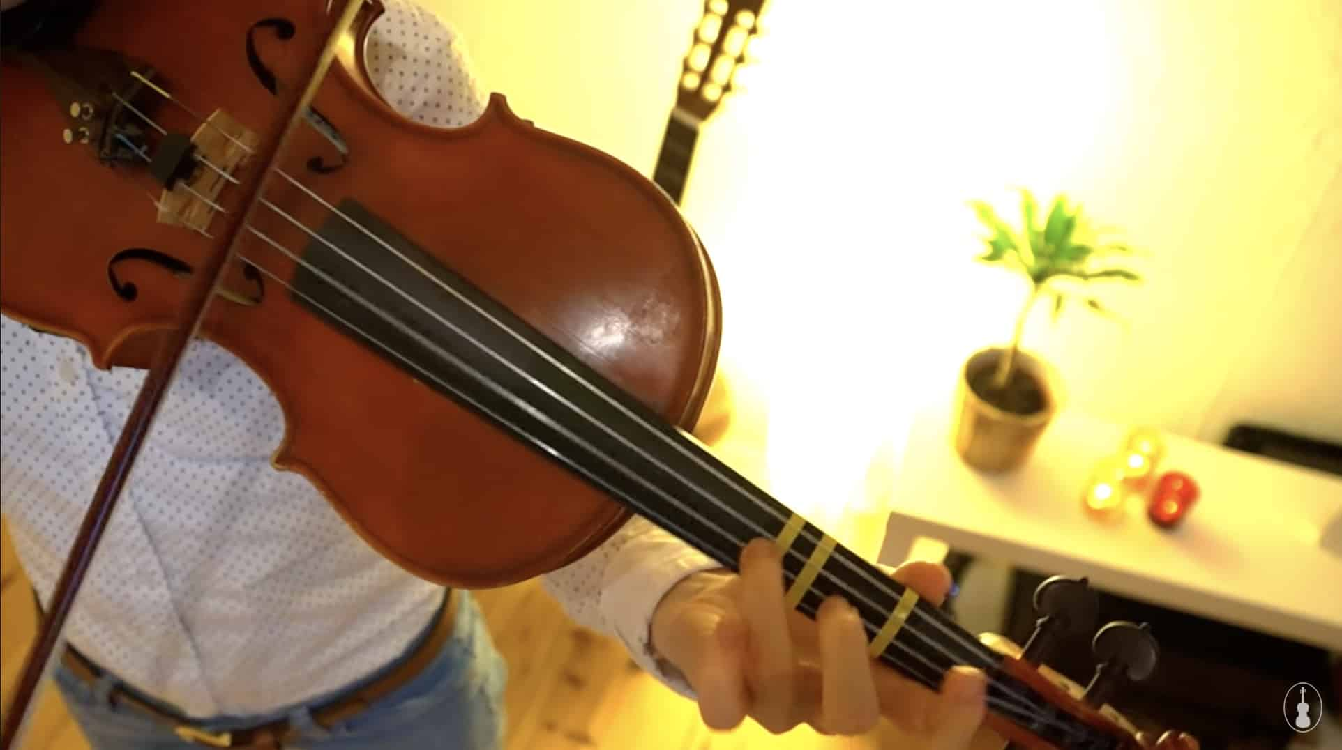 How to play Carol of the Bells – Violin Lesson