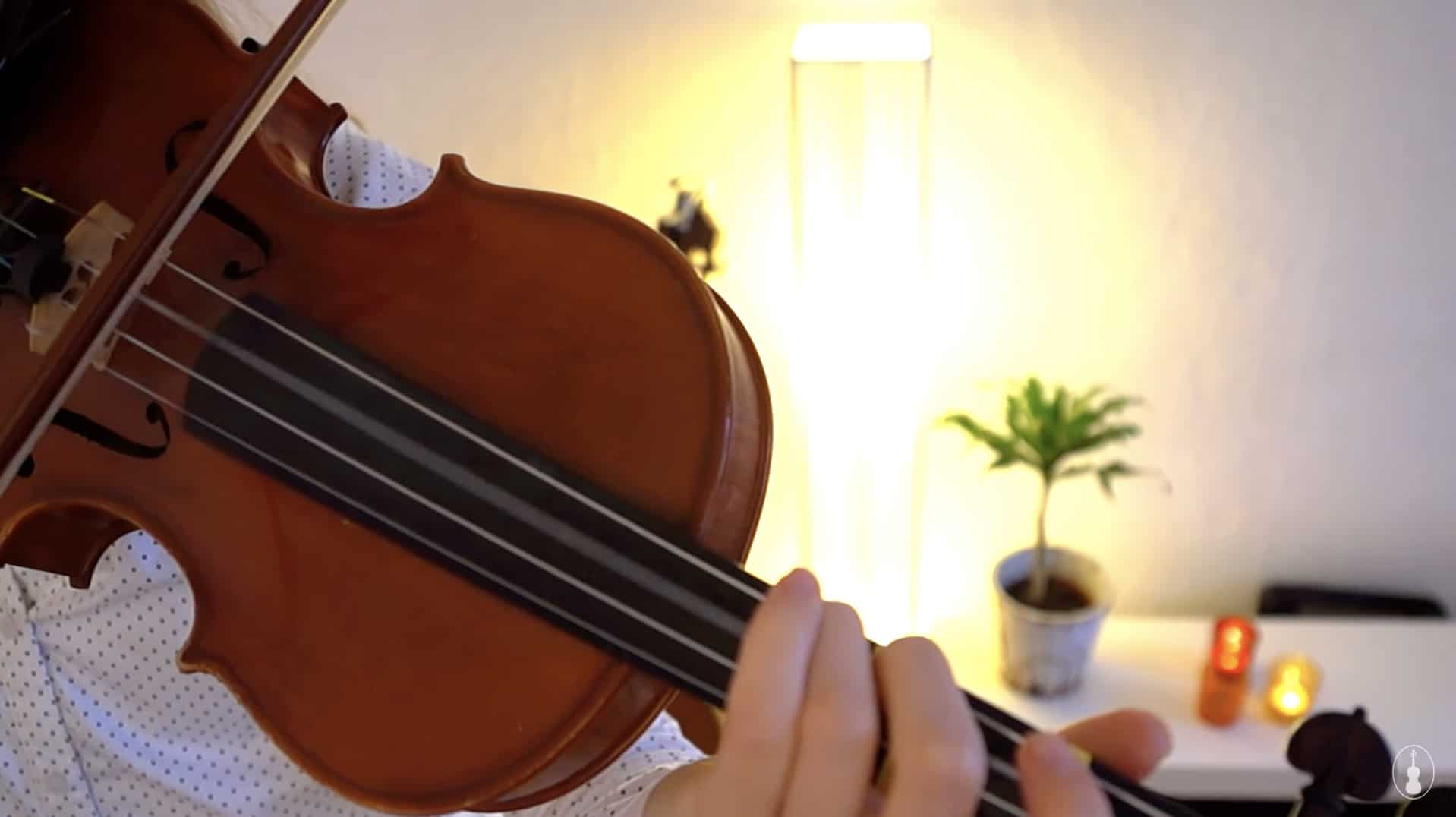 How to play Deck the Halls – Violin Lesson
