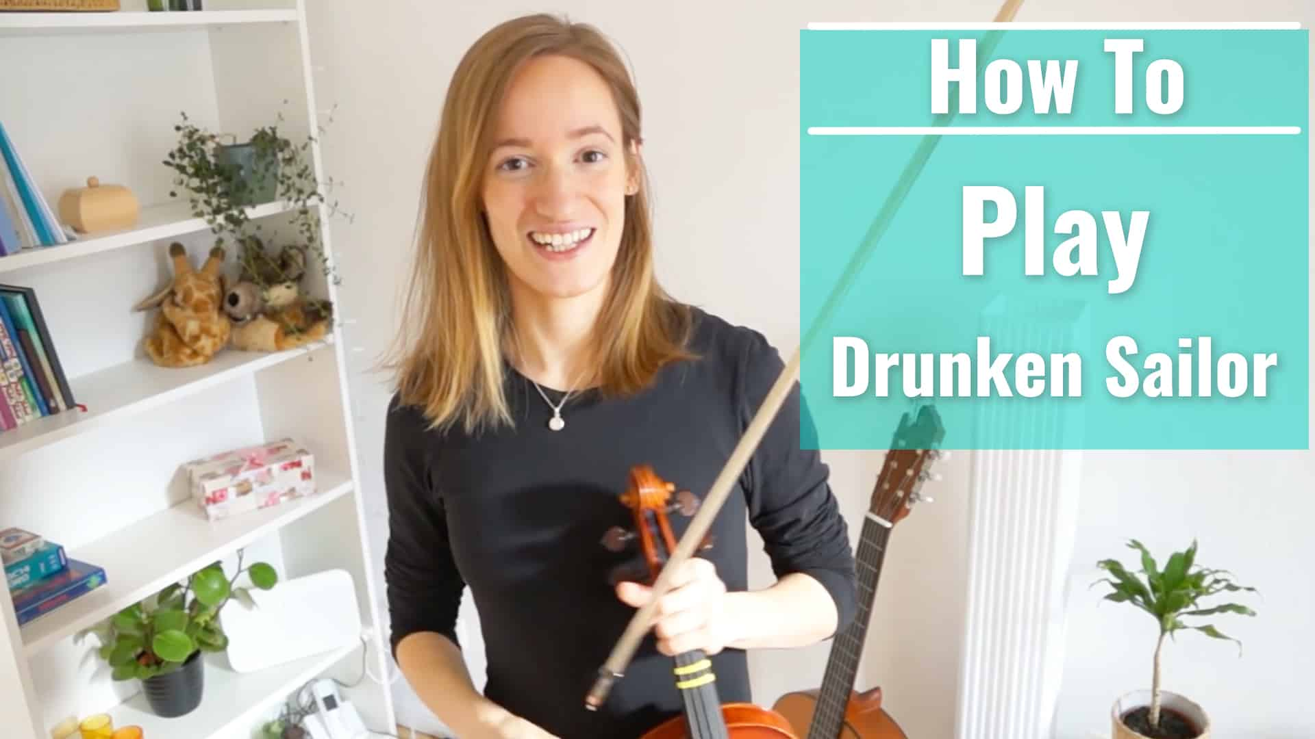 How to play Drunken Sailor