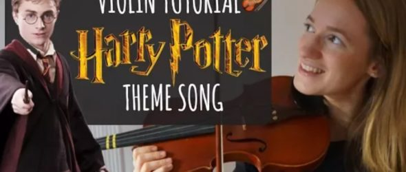 How to play Harry Potter Theme Song