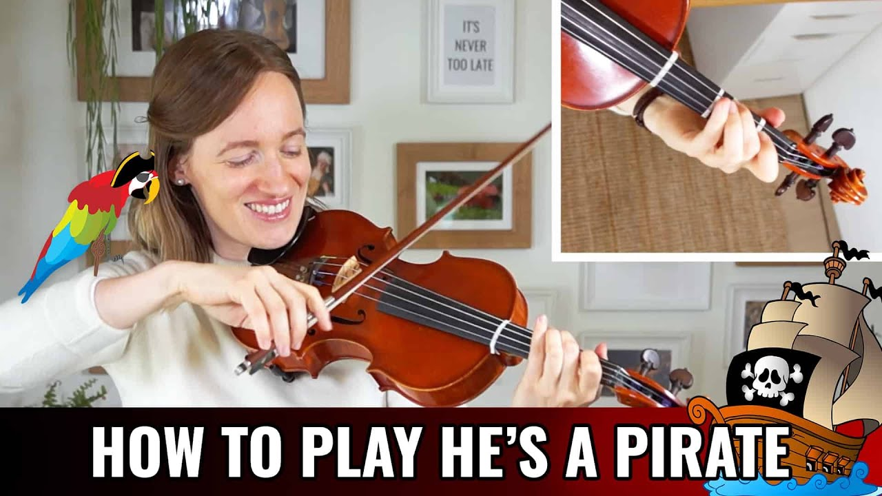 How to play He's a Pirate