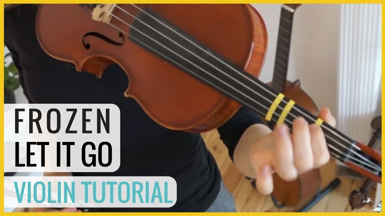 How to play Let it Go – Frozen