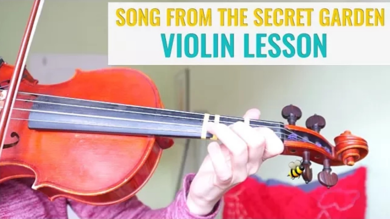 How to play Songs from a Secret Garden