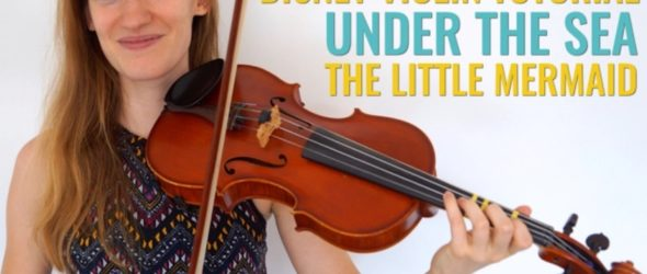 How to play Under the Sea - The Little Mermaid - Disney Songs
