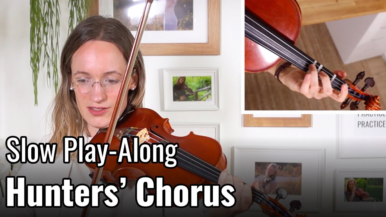 Hunters' Chorus – Suzuki Violin Book 2