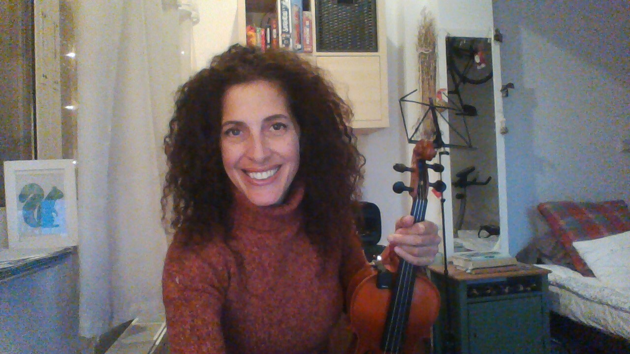 Is the Violin Hard to Learn - Angelina