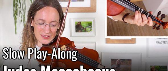 Violin Lesson - Judas Maccabaeus - Suzuki Violin Book 2
