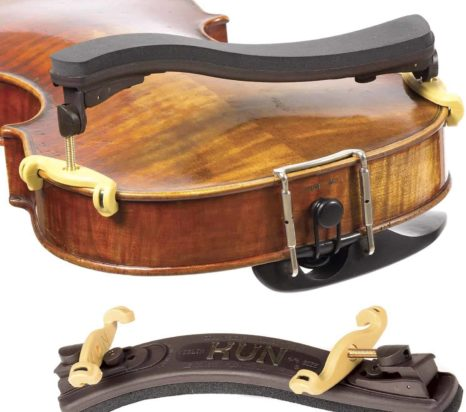 Kun Collapsible Violin Shoulder Rest