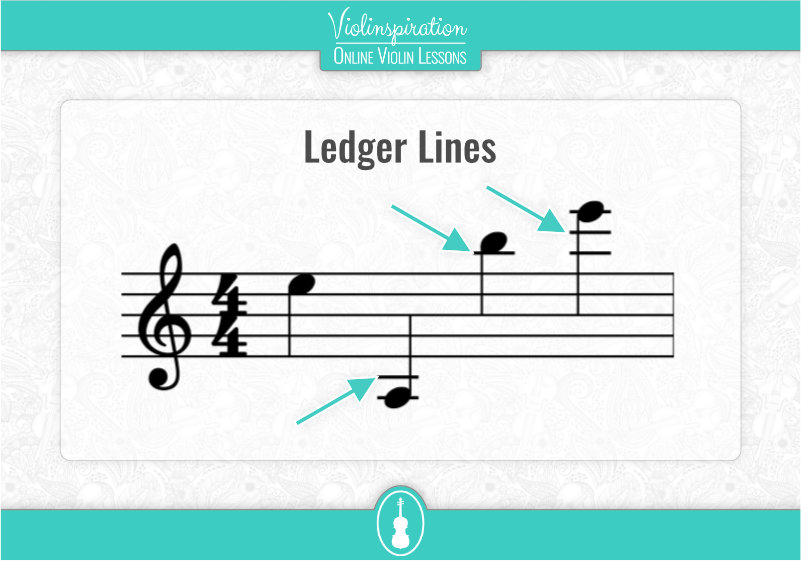 Ledger Lines