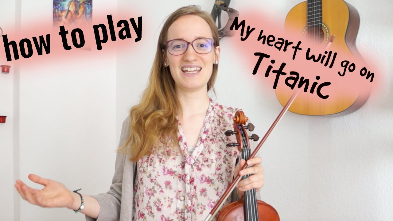 My Heart Will Go On – Titanic (how to play)