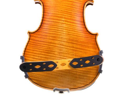 Pirastro KorfkerRest Shoulder Rest on Violin
