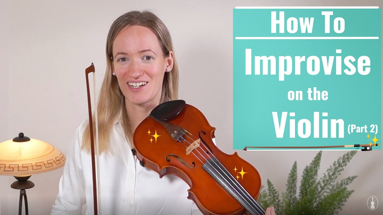 How to Improvise on the Violin – Lesson 2: The Blues Scale in A Minor