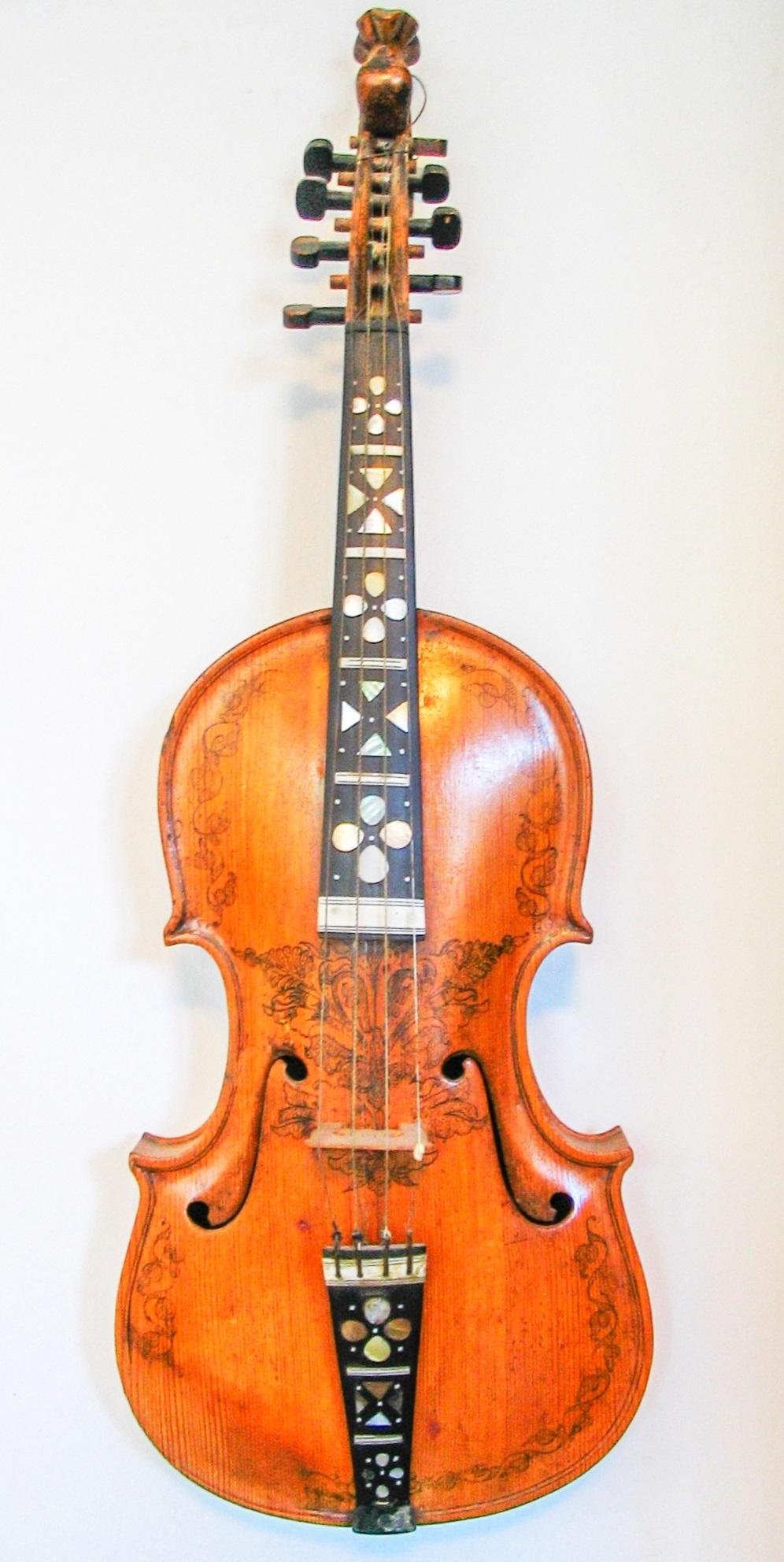 The Most Popular Violin Types - Hardanger fiddle - Copenhagen - Jerry