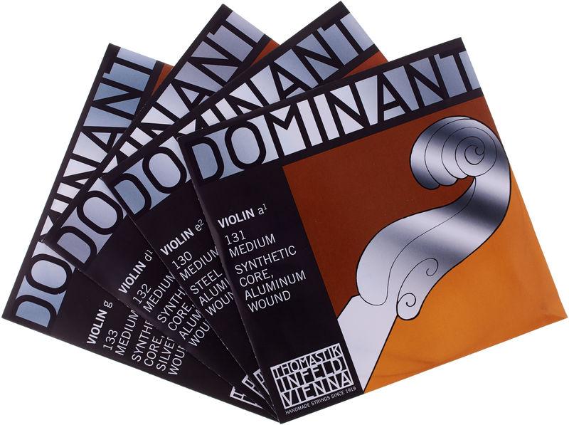 Thomastik Dominant Violin Strings set