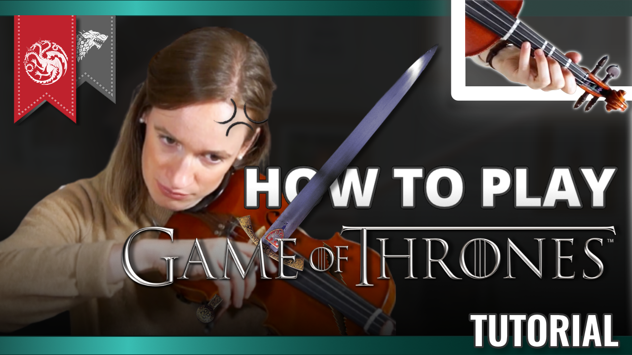 Thumbnail – How to play Game of Thrones Main Theme