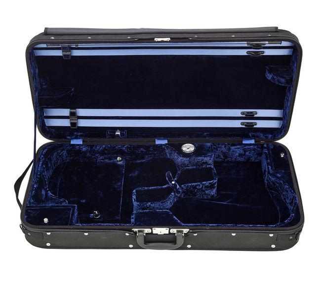 Violin Case - Gewa Liuteria Maestro Violin&Viola inside