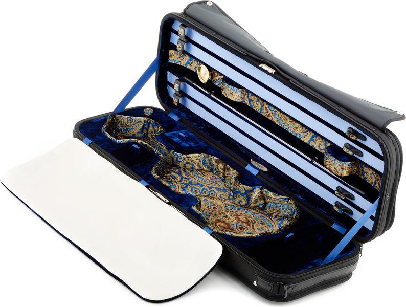Violin Case - Gewa Liuteria Venezia inside