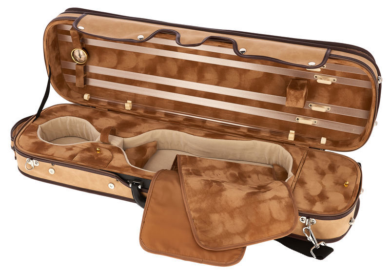 Violin Case - Roth & Junius RJVC inside
